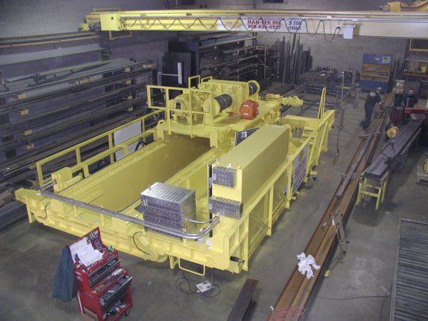 Han-Tek Material Handling Solutions - Crane Modernizations
